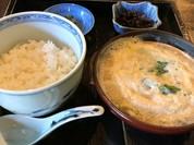 湯葉丼 美味い。