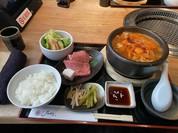 能登牛と金澤純豆腐