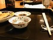 ゆったりと鰻のお料理を楽しむ時間でした。