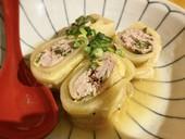 練馬白菜で白菜ロール巻