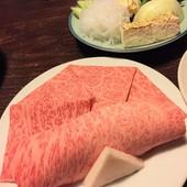 すき焼き(霜降り)