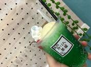 昔懐かしクリームソーダ