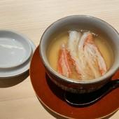 優しい味で、とても心地よいお寿司屋さんでした 今年8月オープンしたてのお店です。友達と二人で訪れまし