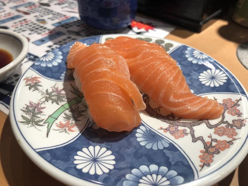 塩釜 回転 港 寿司