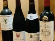 赤ワインリスト