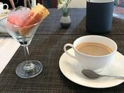 平日プチランチコース ホットコーヒー