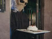誕生日プランは、ゾンビさんがお祝いしてくれます