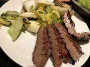 牛たん焼き(味噌味がサイコー♪)