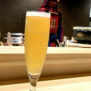 生ビールは白穂乃香