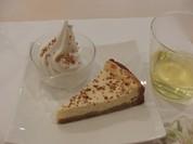 チーズタルト&ソフトクリーム ドリンクセット