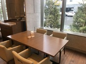 Cafe Contrail【ホテルJALシティ札幌中島公園】