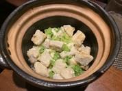 海老芋の釜炊きご飯