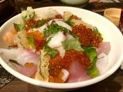 ミニ海鮮ちらし丼