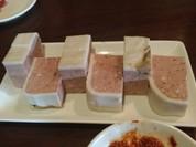 お肉のパテ